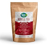 Roselle Tea (50 Bags) by The Natural health Market • Hibiscus Tea Bags Produce a Vivid Red Tea • 100% Natural... preisvergleich bei billige-tabletten.eu