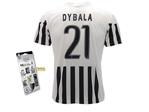 juventus-maillot-de-football-dybala-produit-officiel-prima-maglia-s