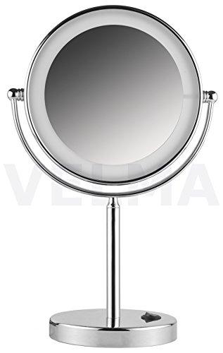 VELMA - WIRELESS SWITCH STAND - LED118RC 5x - Wunderschöner doppelt (zweiseitig) beleuchteter LED...