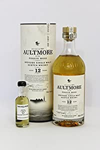 Aultmore - 12 Year Old - 46.0% - *50ml Sample* by Aultmore