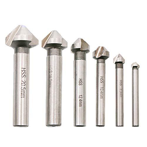 5 mm Broca en espiral para madera con avellanador Bosch 2 608 596 392