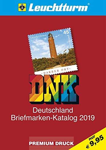 DNK: Deutschland Briefmarken-Katalog 2019