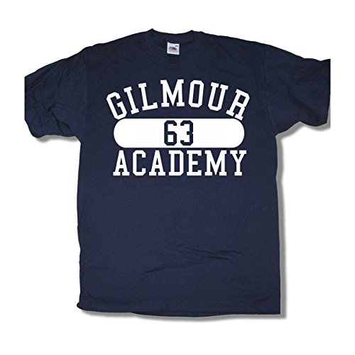 Gilmour Academy 63 T Shirt as worn by Dave Gilmour, S to 3XL