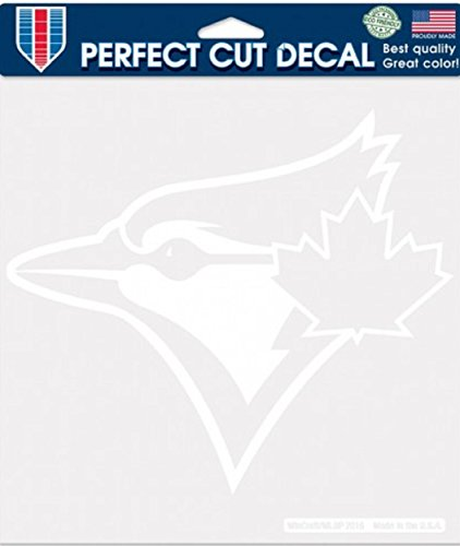 Toronto Blue Jays 8x8 Die Cut Window Decal