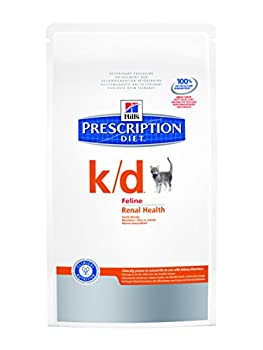 HILL'S Presciption Diet Féline k/d - Nourriture pour Chat - Santé rénale - 5 kg