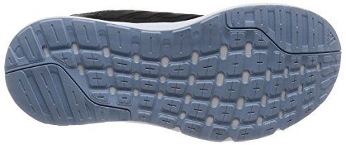 adidas Galaxy 3.1 W, chaussure de sport femme Nero ( Negbas/Negbas/Azusen)