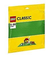 LEGO Classic 10700 - Base Gioco di Costruzioni, Verde - LEGO - Casa e cucina