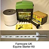 41hxuCp SML. SL160  UK BEST BUY #1Farm Care Electric Fencing Equine Starter Kit price Reviews uk