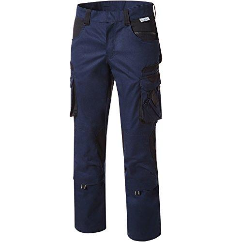 """Preisvergleich Produktbild Pionier 5342-50 Bundhose """"Tools"""", Größe 50, Marineblau/Schwarz"""
