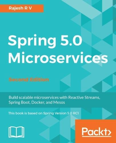 Spring 5.0 Microservices -