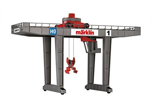 Märklin Start up 72452 - Containerterminal Moderner Brückenkran zur Verladung von Containern