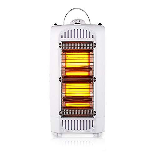 Creative Light- 230W / 450W Vierseitige Heizung Energiesparend Kein Lärm Tragbare Raumheizung Elektroheizung Quarzrohr Heizung Dorm Zimmer Büro Haushalt - 450 Landing