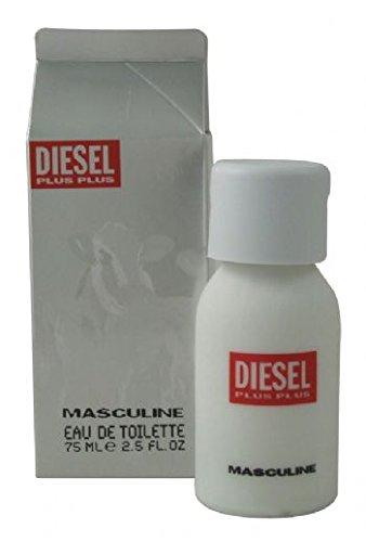 Diesel Plus Plus männlicher EDT-Spray, 75ml - 4 Edt Spray