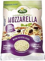 Arla Finello Queso Rallado Mozzarella, 150g (Refrigerado)