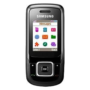 Samsung E1360 Téléphone portable GPRS Bluetooth Noir