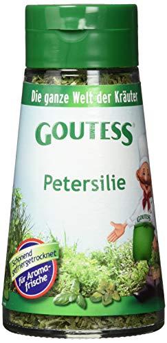 Goutess Petersilie, gefriergetrocknet, 6er Pack (6 x 10 g)