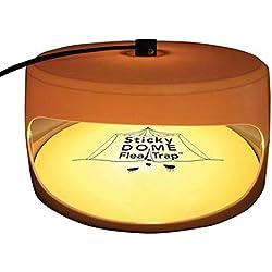 BUG-LPH Trampa Pulgas - Luz Trampa para El Hogar Mascotas para Eliminar Las Herramientas Pulgas Sin Pesticidas Y No TóXicos