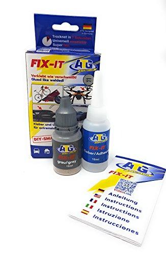 ATG FIX-IT el adhesivo industrial universal adhesivo multiusos con gránulos