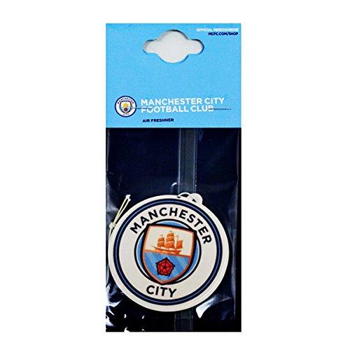 Auto-Lufterfrischer in offiziellem Manchester City FC Wappen-Design