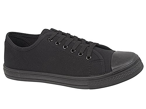 Foster Footwear , Baskets mode pour homme All Black
