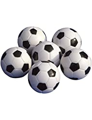 Table Football balls 2pcs Soccer Table Game Fussball Indoor Game