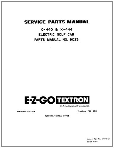 ezgo-17078g1-1980-1982-service-parts-manual-for-ezgo-electric-powered-golf-car