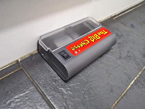 The Big Cheese Ultra Power Electronic Mouse Killer (Quick, Humane Electric Mouse Trap)