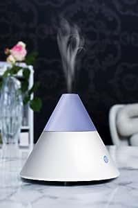 Vesuvio - Ultraschall-Duftzerstaeuber ( Farbe: weiss ) Das Original