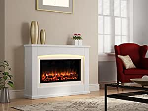 richen elektrokamin ef160b mt160b elektrischer kamin 2000w led beleuchtung 3 d flammeneffekt. Black Bedroom Furniture Sets. Home Design Ideas