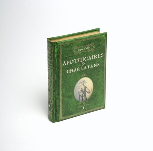 Apothicaires & charlatans par Maguy Ly