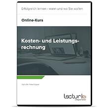 Online-Videokurs Kosten- und Leistungsrechnung von Peter Küpper