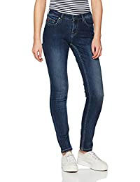 Big Star Katrina Regular Hoher Bund, Jean Coupe Droite Femme