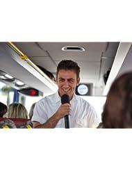 Geschenkgutschein: Comedy Sightseeing-Bustour für 2