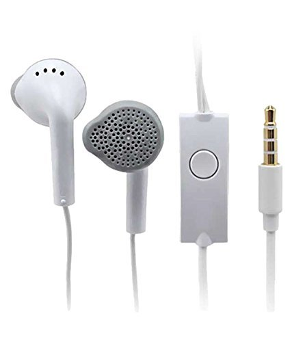 PETER INDIA Sales YS 3.5 mm jack Earphone / Handsfree With mic Comfortable For Samsung Galaxy J7 Pro, Samsung On 7 Pro, Samsung Glaxy J7, Samsung Z2, Samsung Galaxy Note 4, Samsung Galaxy On 7 Pro, Samsung Galaxy A5 2016, Samsung Earphone S7, Samsung Galaxy J2, Samsung S7 Edge, Samsung Galaxy Note 5, Samsung Glaxy S7.  available at amazon for Rs.229