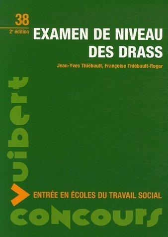 Examen de niveau des DRASS