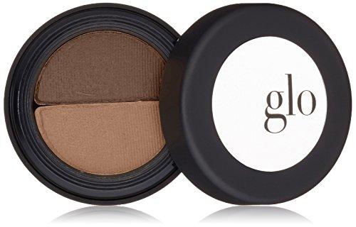 glo minerals Brow Powder Duos Brown