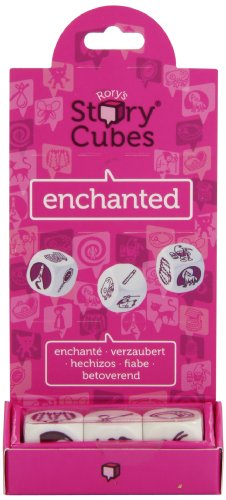 Rorys Story Cubes Enchanted (Rorys Story Cubes Mix)
