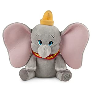Disney-Exclusive-15-Inch-Deluxe-Plush-Figure-Dumbo-by-Disney-Toy-English-Manual
