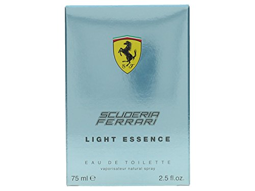 Ferrari Scuderia Light Essence Homme Men Eau de Toilette 75 ml