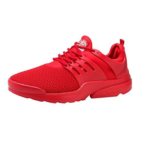 Zapatillas para Hombre,BBestseller Zapatillas Running Aire Libre y Deporte Transpirables Casual Zapatos Gimnasio Correr Sneakers 39-44