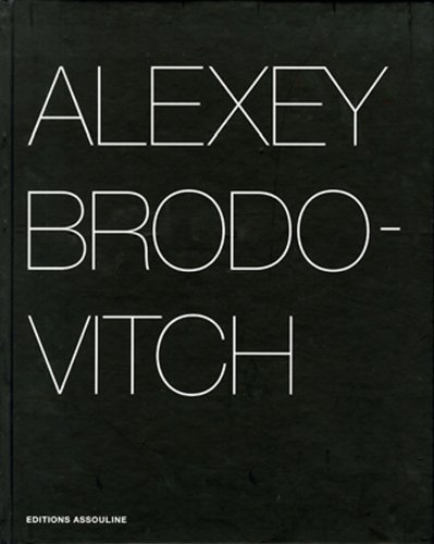 ALEXEY BRODOVITCH GD FORM ANG
