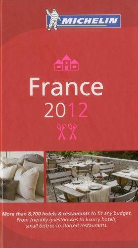 Michelin France 2012 par Michelin Travel & Lifestyle