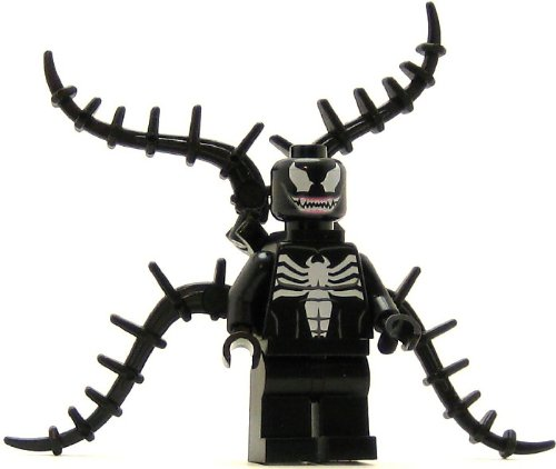 LEGO Super Heroes Spider-Man Minifigure - Venom with