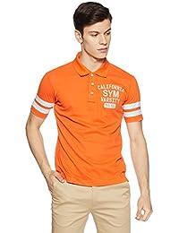 Amazon Brand - Symbol Men's Polo