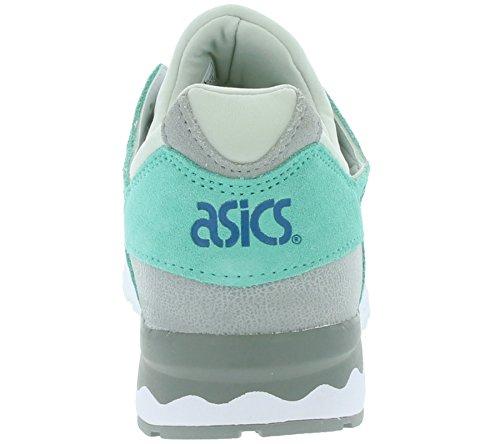 Asics Donna Light Grigio/Bianco Gel-Lyte V Sneakers Grau
