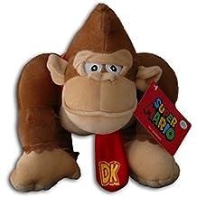 Super Mario Bros - Peluche Donkey kong 21cm Calidad super soft