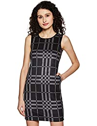 Annabelle By Pantaloons Synthetic Body con Dress