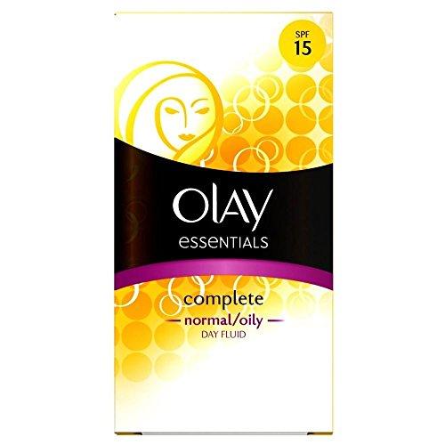 Olay Soin Complet Hydratant SPF15 Fluid (100ml) - Paquet de 6