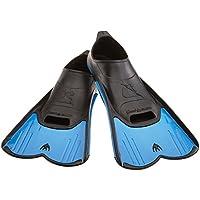 Cressi Light - Aletas de natación, color azul, talla 43-44