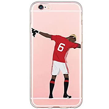 coque iphone 6 plus pogba dab